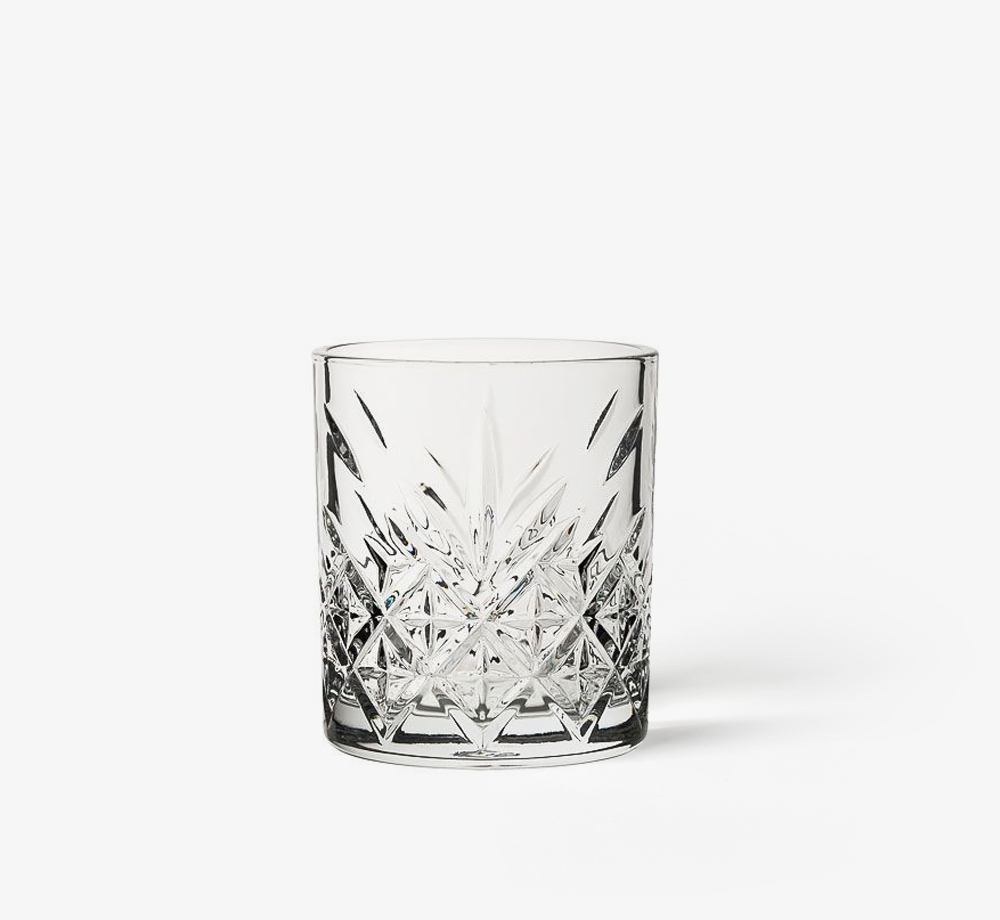 Timeless Short Cocktail Glass by BookblockCorporate Gifts  Bookblock