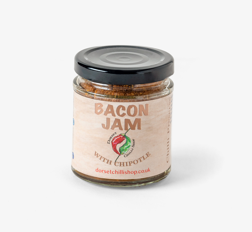 Bacon Jam with Chipotle by Dorset Chilli ShopEat & Drink| Bookblock