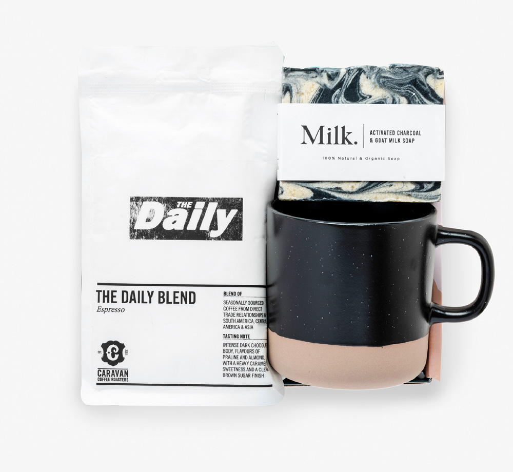 Daily Brew Gift Box by BookblockGift Box| Bookblock