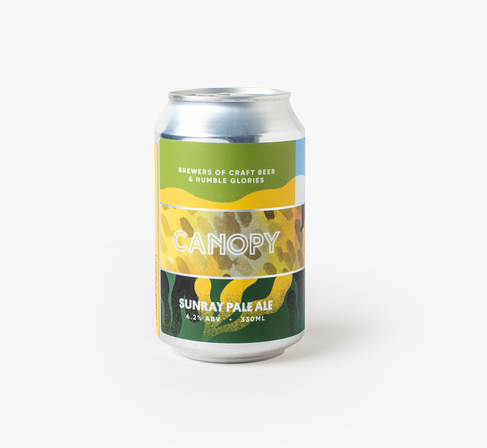 Sunray Pale Ale 4.2% by CanopyCorporate Gifts| Bookblock