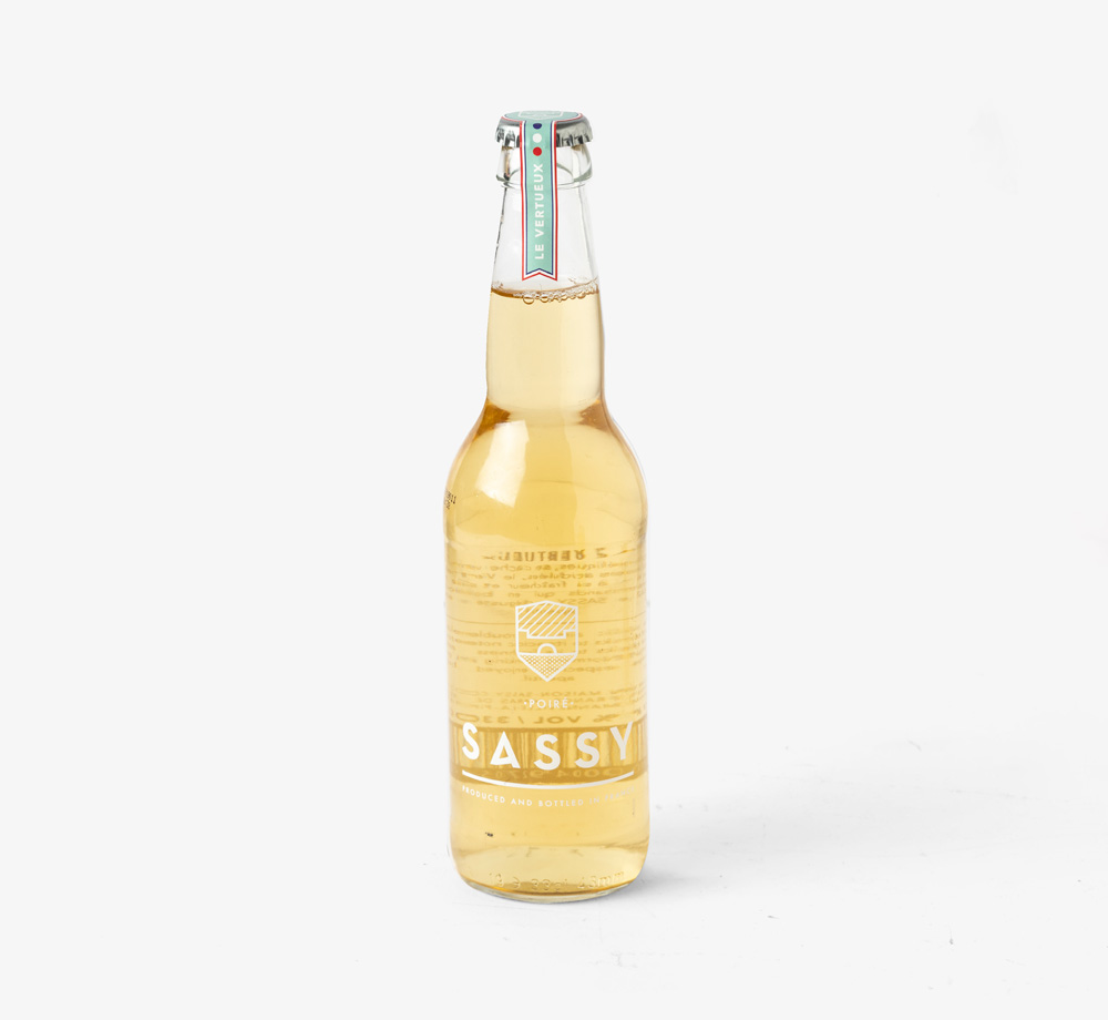 Pear Cider 330ml by Maison SASSYCorporate Gifts| Bookblock