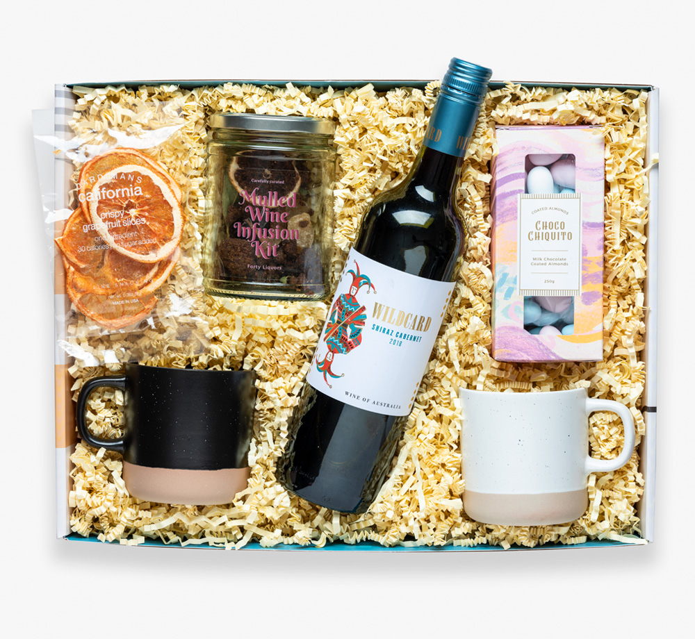 Mulled Wine Gift Box by BookblockGift Box| Bookblock