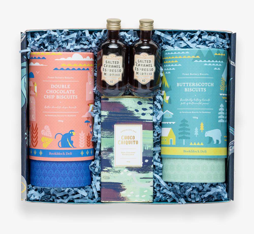 Martini Sunset Gift Box by BookblockGift Box| Bookblock