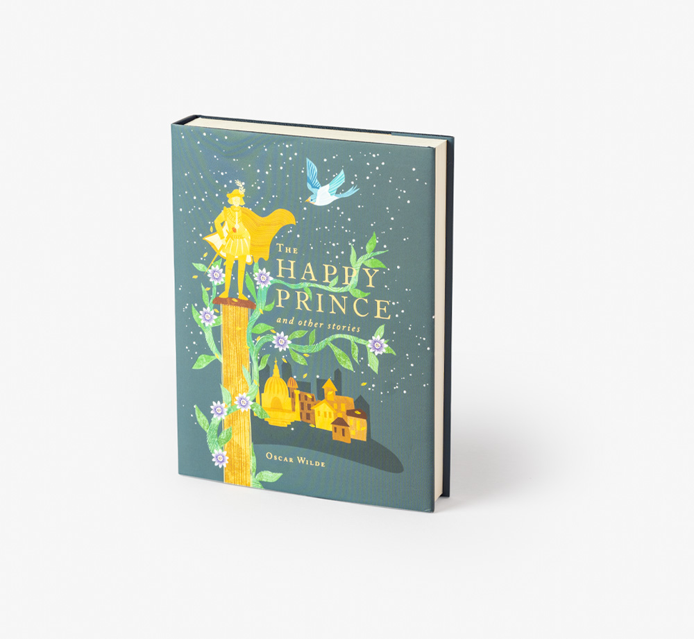 The Happy Prince and Other Stories by BookblockBooks| Bookblock