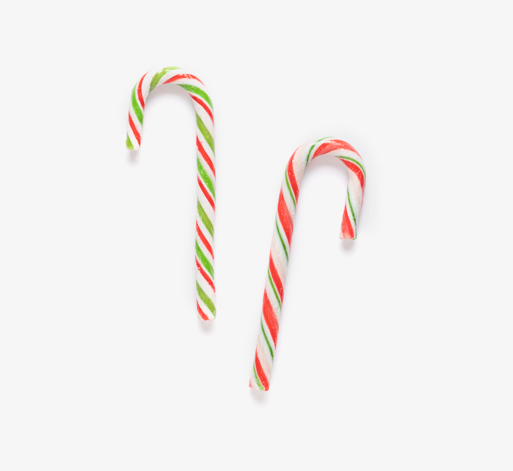 Peppermint Candy Canes Set of 12 by BookblockEat & Drink| Bookblock