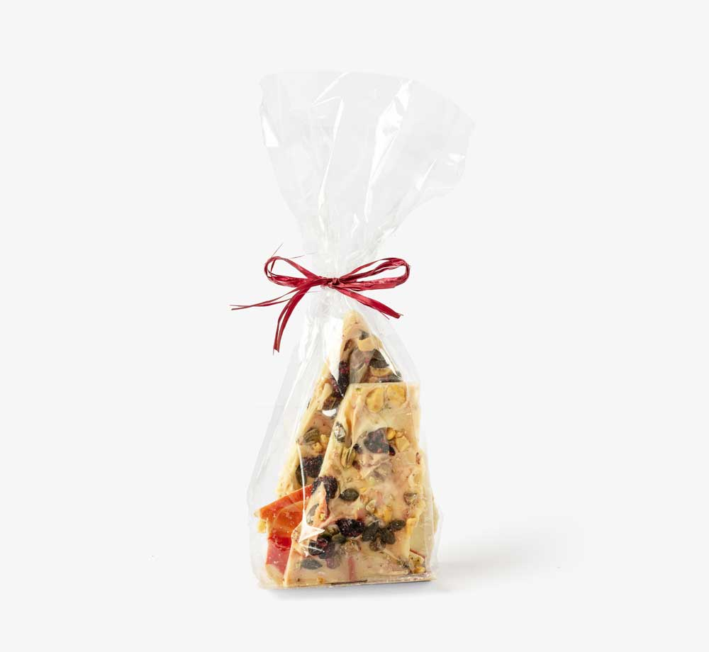 White Chocolate Bark 130g by BookblockEat & Drink| Bookblock