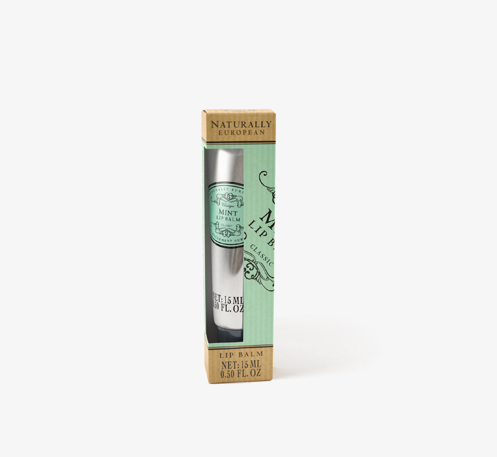 Mint Lip Balm by The Somerset Toiletry CoCorporate Gifts  Bookblock