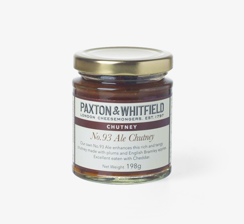 No. 93 Ale Chutney by Paxton & WhitfieldEat & Drink| Bookblock