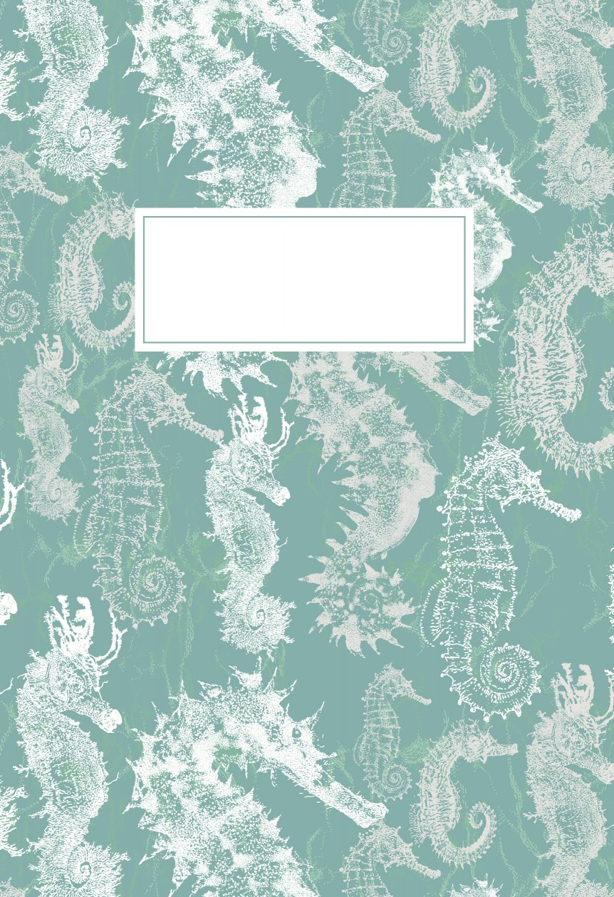 Seahorses (Art Therapy Journal)