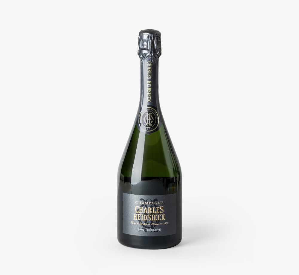 Brut Réserve Champagne 75cl by Charles HeidsieckEat & Drink| Bookblock
