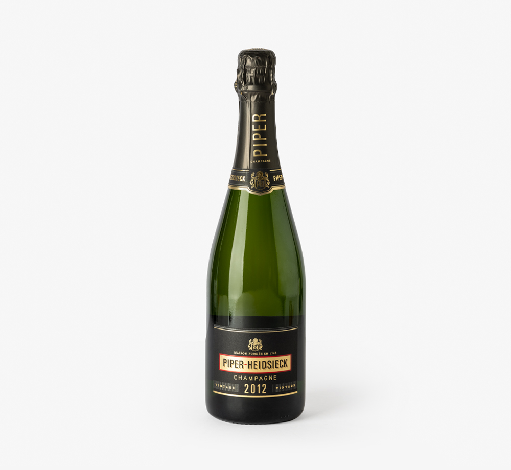 Champagne Brut Vintage 2012 75cl by Piper-HeidsieckEat & Drink| Bookblock