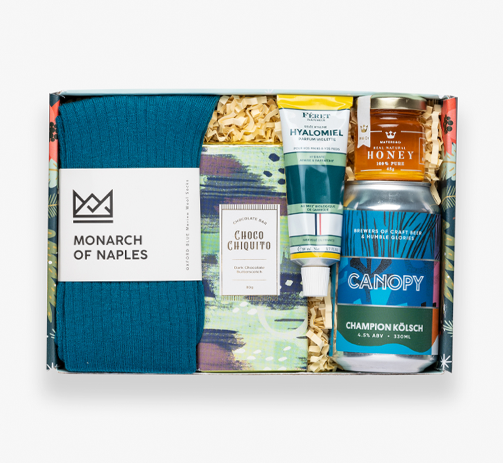 Fit For Royalty Gift Box by BookblockGift Box  Bookblock