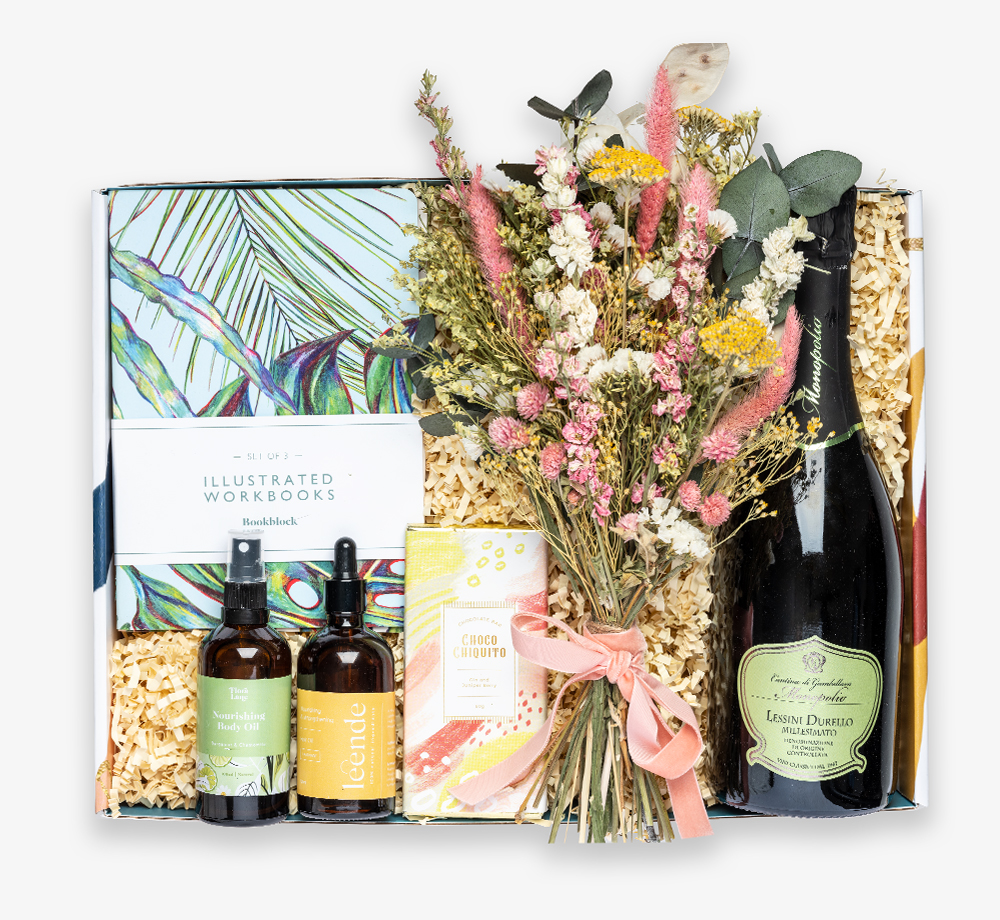 Spring Equinox Gift Box by BookblockGift Box| Bookblock
