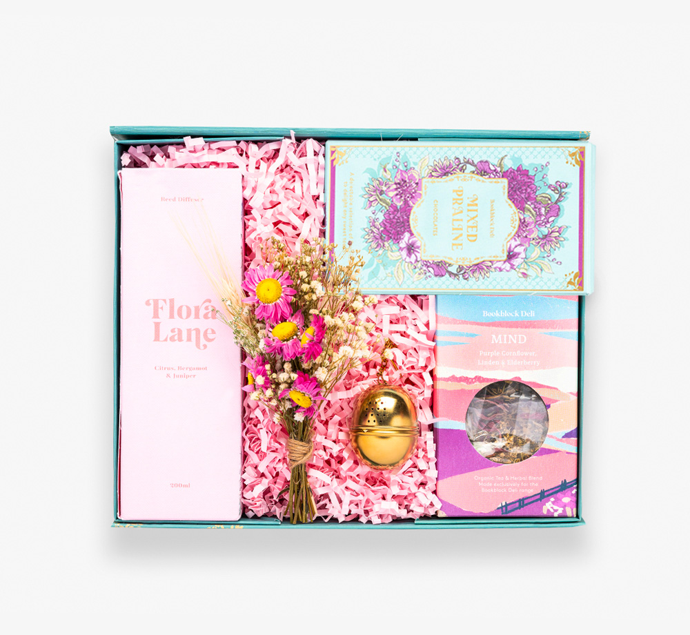 Fit For A Lady Gift Box by BookblockGift Box| Bookblock