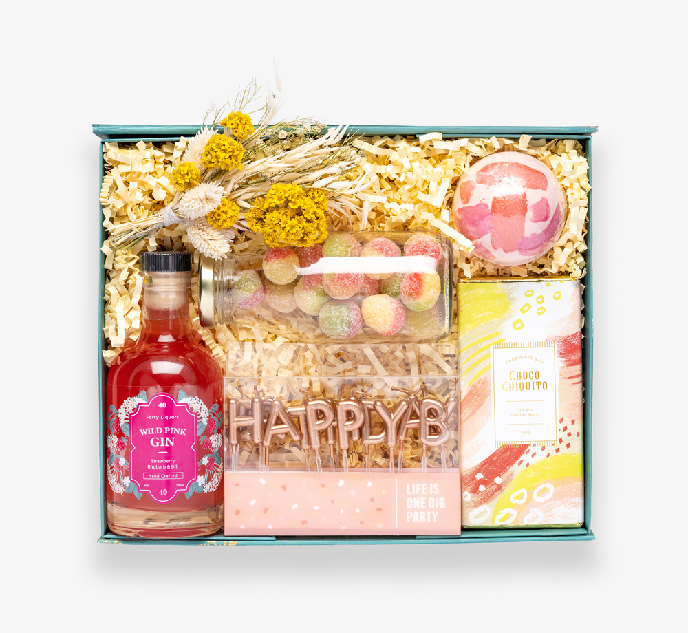 Birthday Treats Gift Box by BookblockGift Box| Bookblock