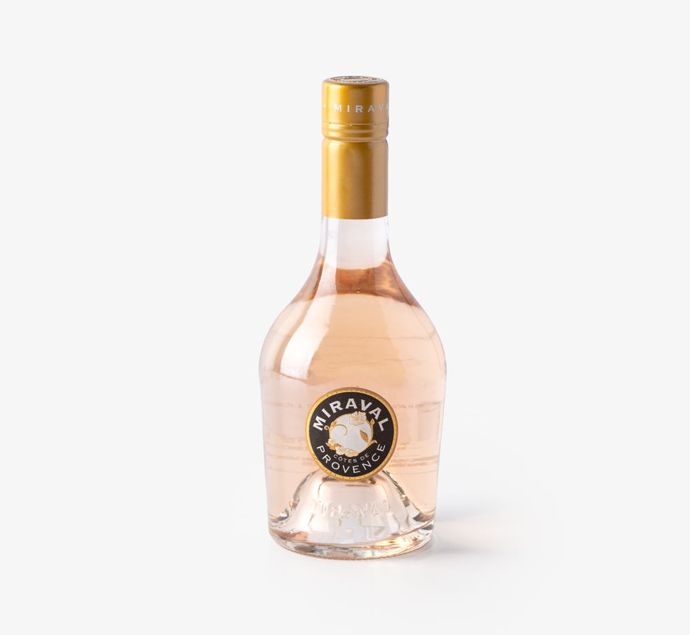 Miraval Rosé 2020 37.5cl by MiravalCorporate Gifts  Bookblock