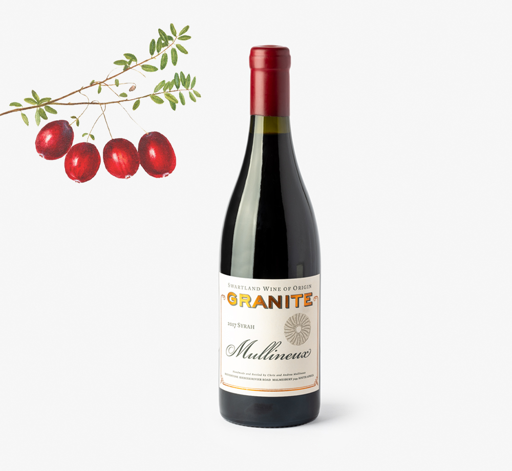 Single Terroir 'Granite' Syrah 2018 75cl by MullineuxCorporate Gifts  Bookblock