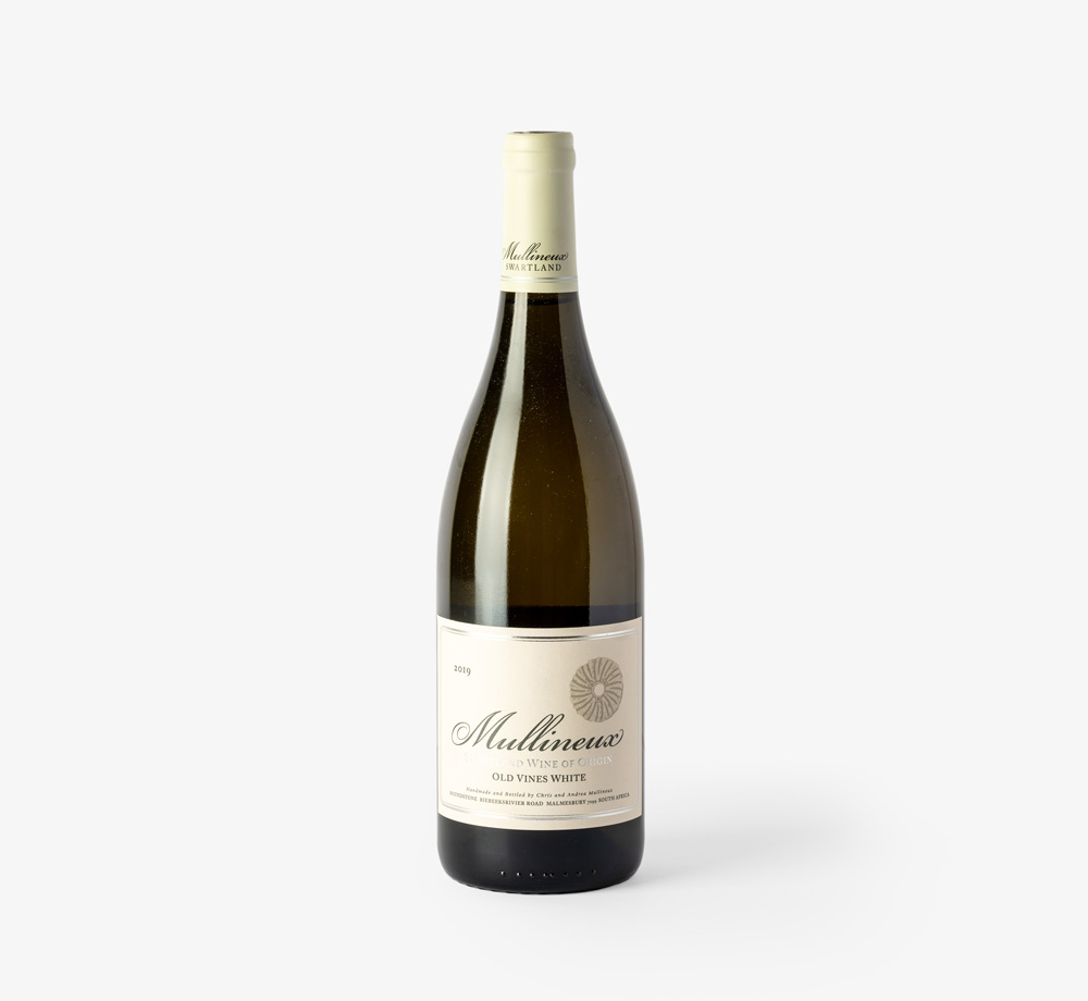 Old Vines White 2019 Blend  75cl by MullineuxCorporate Gifts  Bookblock